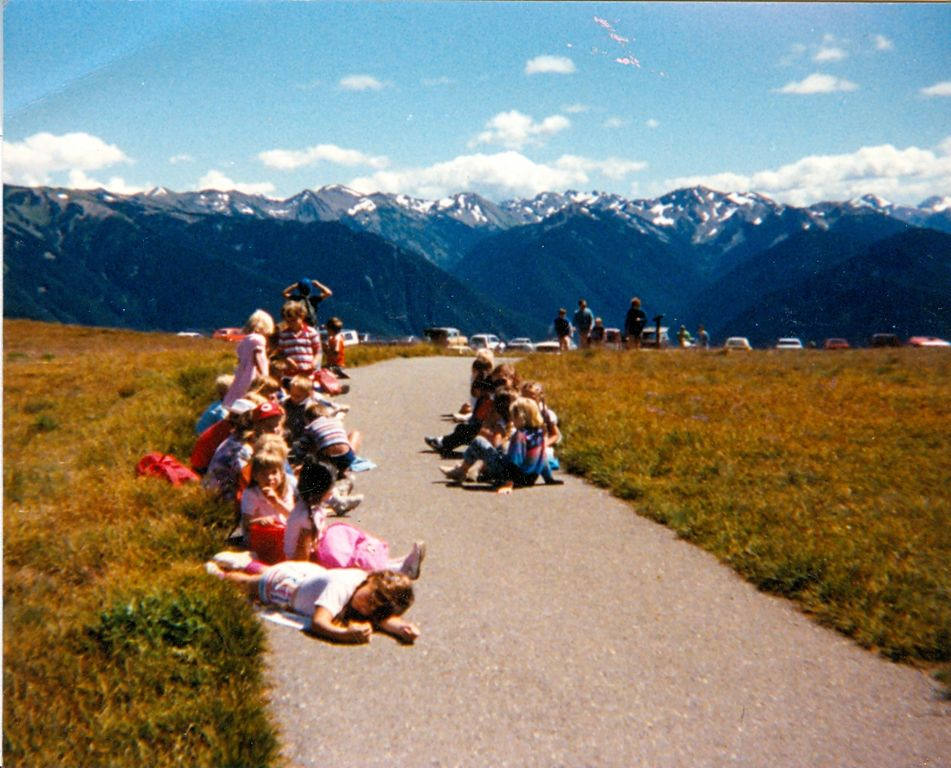Hurricane Ridge Walk